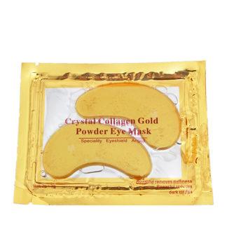 Коллагеновая маска с био-золотом под глаза