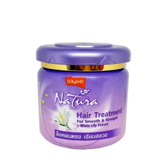 Маска Lolane Natura Hair Treatment с экстрактом белой лилии