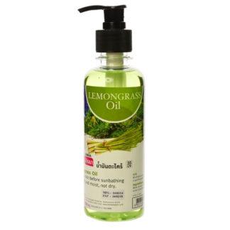 Масло Banna Lemongrass Oil с экстрактом лемонграсса 250 мл