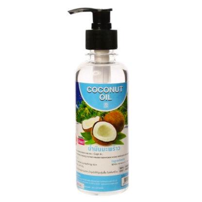Масло Banna Coconat Oil с экстрактом кокоса 250 млМасло Banna Coconat Oil с экстрактом кокоса 250 мл