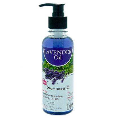 Масло Banna Lavender Oil с экстрактом лаванды 250 мл