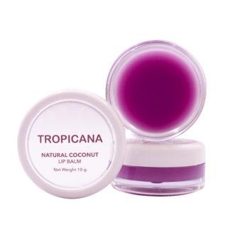 Бальзам для губ Tropicana Веселая шелковица