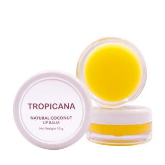 Бальзам для губ Tropicana Банановое счастье