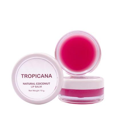 Бальзам для губ Tropicana Гранатовая радость