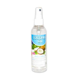 Масло Banna Coconat Oil с экстрактом кокоса 120 мл