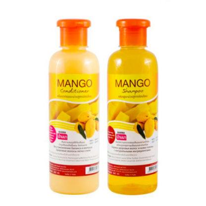 Набор шампунь и кондиционер Banna с манго