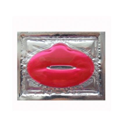 Коллагеновая маска для губ с красным вином