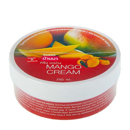 Крем для тела Banna с Манго