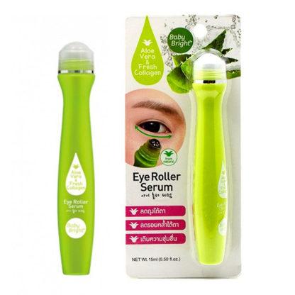 Сыворотка-роллер для кожи вокруг глаз Baby Bright