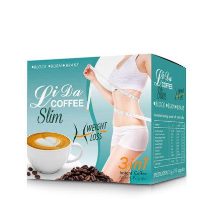 Кофе для похудения LiDa Coffee Slim Weight Loss