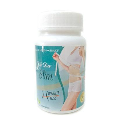 Капсулы для похудения Lida Slim Weight Loss