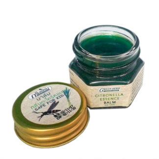 Бальзам от комаров с цитронеллой Green Herb