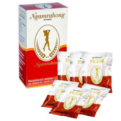 Чай для похудения Ngamrahong Infusion