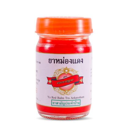 Красный согревающий бальзам Kongka 100 гр