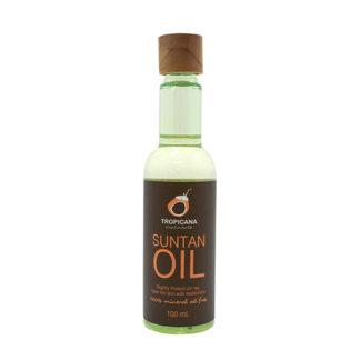 Масло для загара Tropicana Suntan Oil