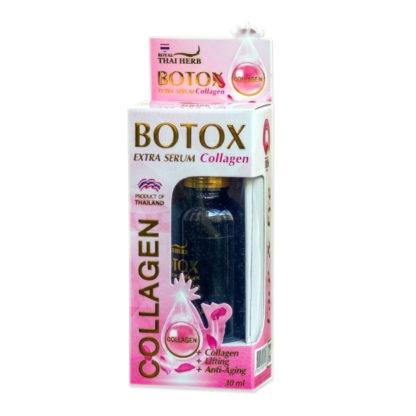 сыворотка с эффектом ботокс с коллагеном Botox Extra Sеrum