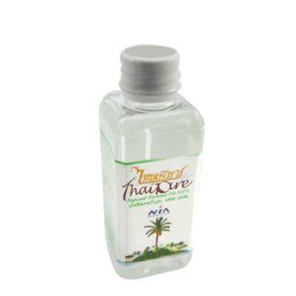 Натуральное органическое 100% кокосовое масло Thai Pure Coconut Oil 60 мл