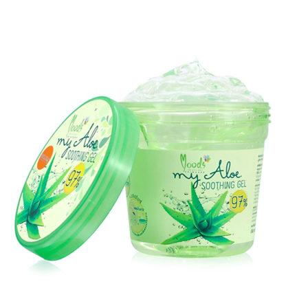 Натуральный гель алоэ вера Aloe Vera gel 97% от Moods