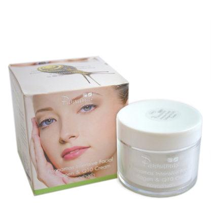 Крем-лифтинг для лица Паннамас с улиточным мизоном - Pannamas Q10 Intensive cream