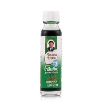 Зеленое масло от герпеса Wang Prom Green Oil