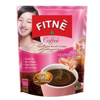Финтес - кофе с коллагеном и витамином С Fitne Instant