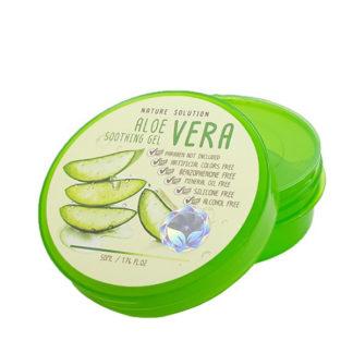 Увлажняющий успокаивающий гель с Алое Nature Solution Aloe Vera 97%