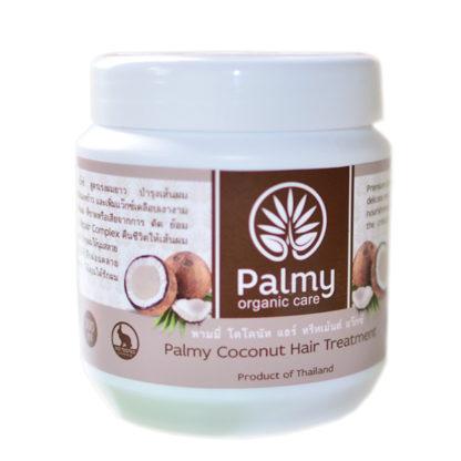 Восстанавливающая кoкосовая маска Palmy Coconut Hair Treatment