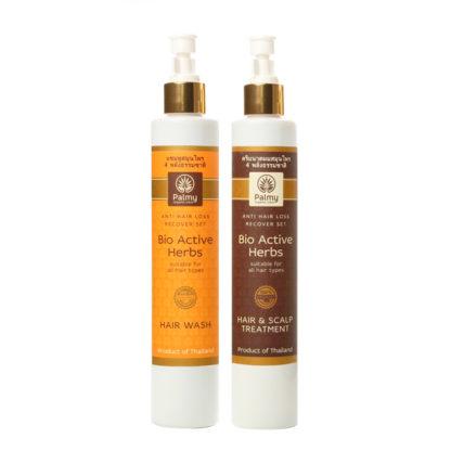 Комплекс от выпадения волос Bio Active Herbs Palmy