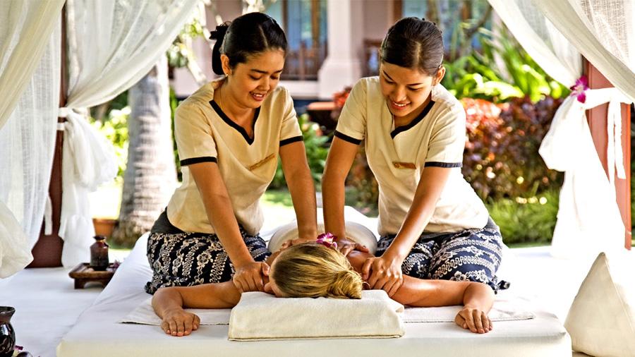 Тайский массаж и четыре ветви тайской медицины