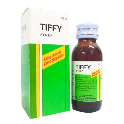 сироп от кашля и простуды Тиффи