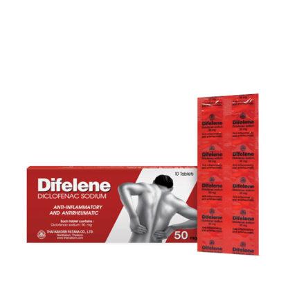 Диклофенак - Difelene