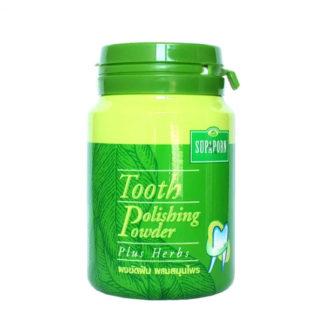 тайский зеленый зубной порошок