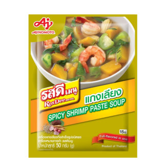 Специи RosDee menu Spicy Shrimp Paste Soup