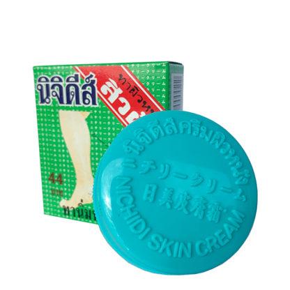 Тайский крем для пяток и огрубевшей кожи Nichidi skin Cream