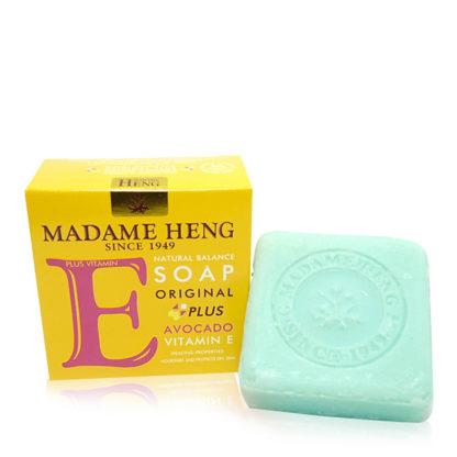 Аптечное мыло с авокадо от Madame Heng - натуральный баланс