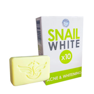 Snail White Acne Soap
