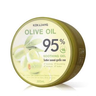 гель с оливкой