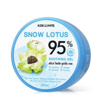 гель снежный лотос