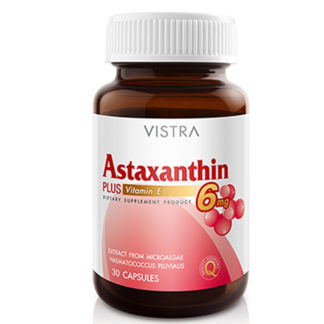 Астаксантин Вистра 6 мг